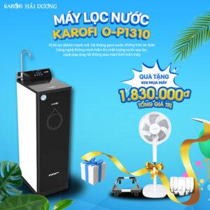 Khuyến mãi máy lọc nước Karofi O-P1310