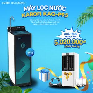 Máy lọc nước KAROFI KAQ-P95
