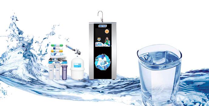 máy lọc nước karofi có bọt khí