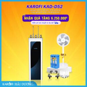 Chương trình khuyến mãi t10 - Karofi D52