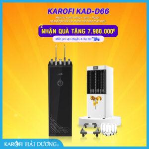 Chương trình khuyến mãi t10 - karofi D66